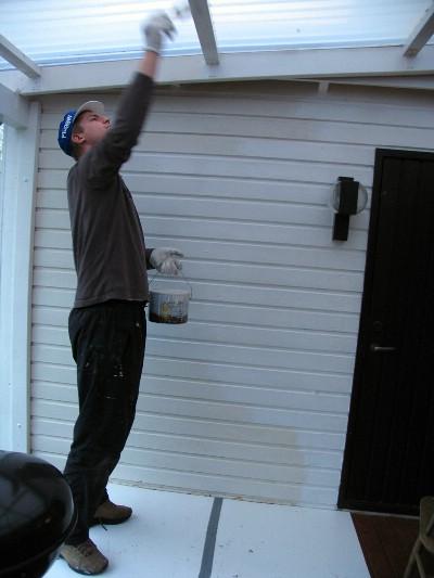 huge selection of 35d74 b5a54 Smidigt att vara lång när man ska måla taket